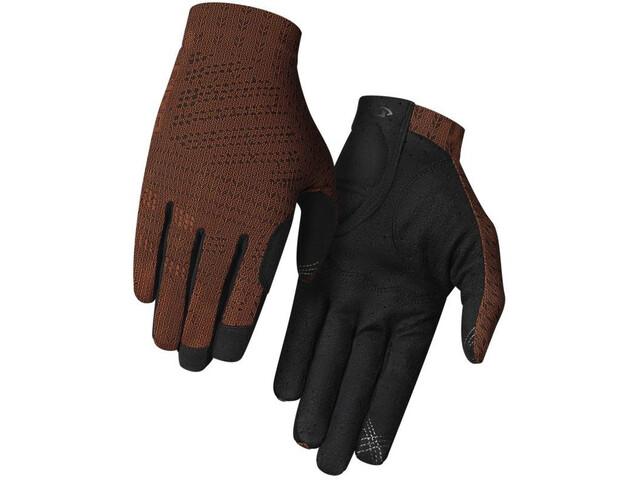 Giro Xnetic Trail Handschoenen Heren, red orange